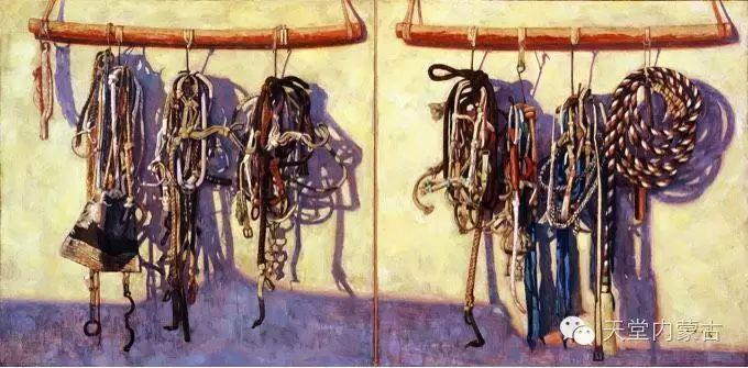 蒙古族青年画家柯西格巴图 第5张 蒙古族青年画家柯西格巴图 蒙古画廊