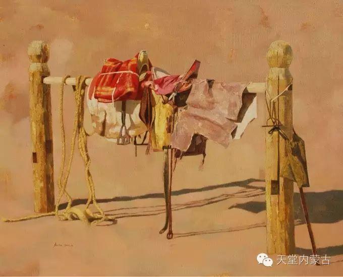 蒙古族青年画家柯西格巴图 第10张 蒙古族青年画家柯西格巴图 蒙古画廊