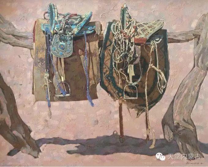 蒙古族青年画家柯西格巴图 第18张 蒙古族青年画家柯西格巴图 蒙古画廊