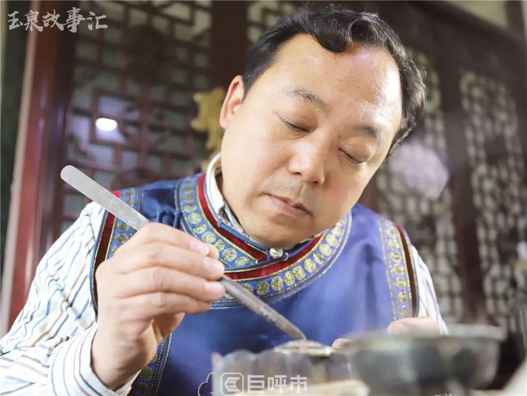 两千年的蒙古族手工艺濒临消失,被这几个呼市人找回来了 第3张 两千年的蒙古族手工艺濒临消失,被这几个呼市人找回来了 蒙古工艺