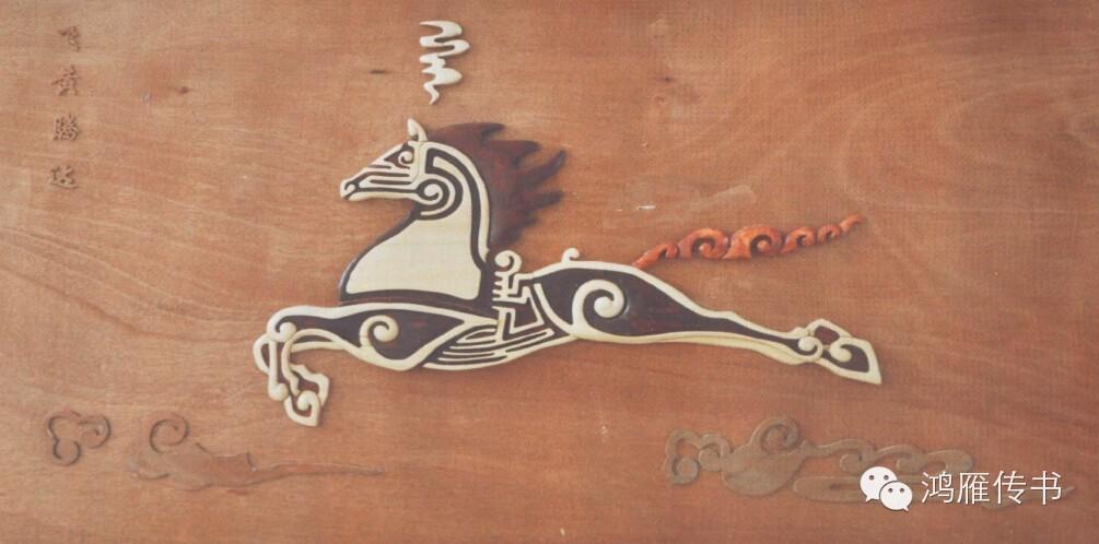 【蒙古人】乌拉特民间手工艺师达那巴拉木雕作品 第15张