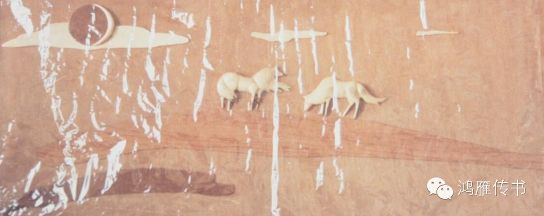 【蒙古人】乌拉特民间手工艺师达那巴拉木雕作品 第18张