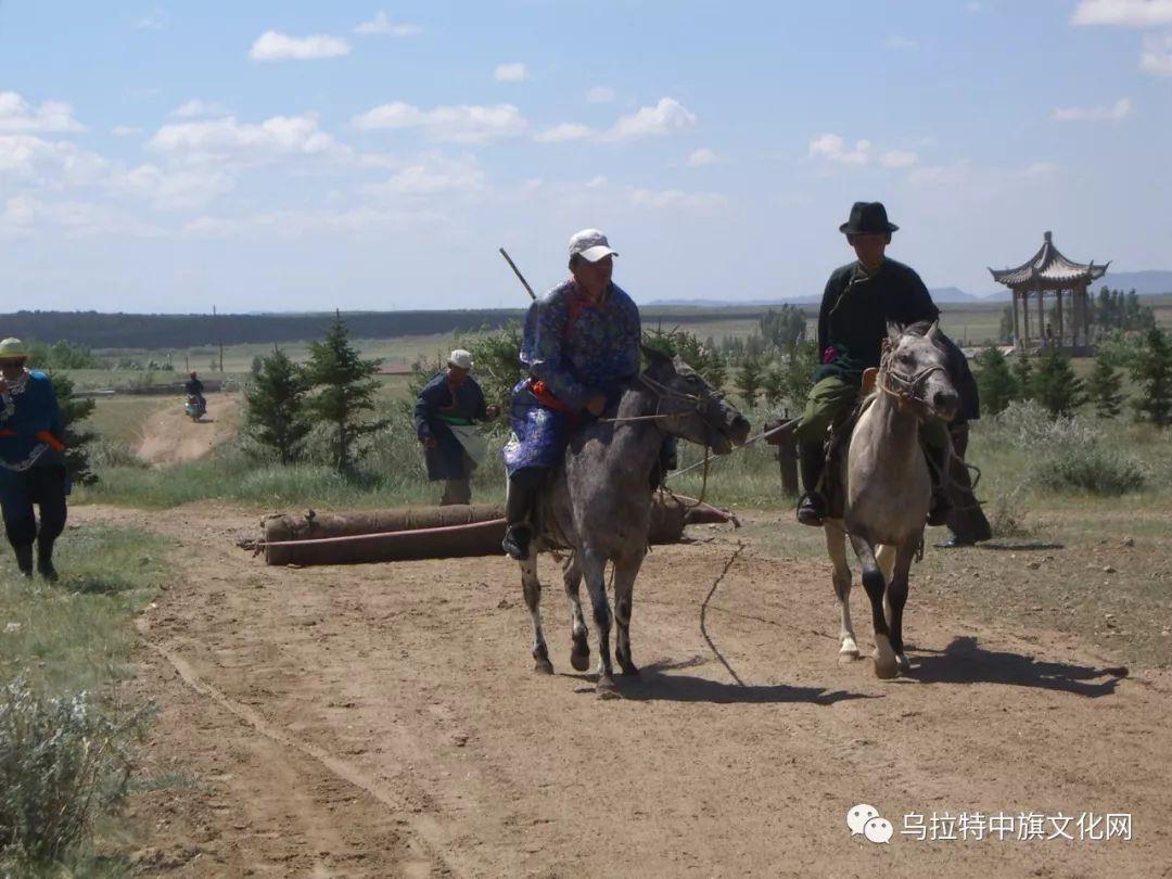 乌拉特蒙古族民俗系列赏析(6)—擀毡手工艺 第8张