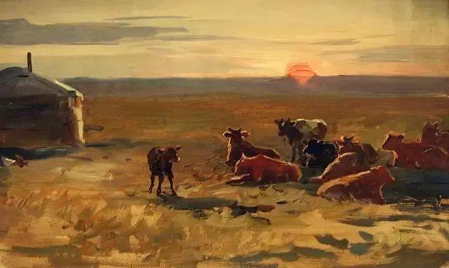 侯一民,设计人民币的蒙古族画家! 第4张