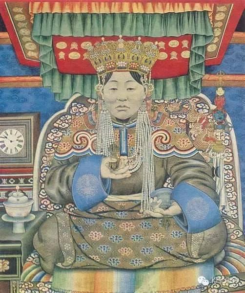 蒙古著名画家 B.Sharav 简介与作品 第3张