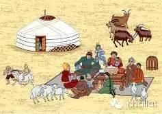 蒙古著名画家 B.Sharav 简介与作品 第6张
