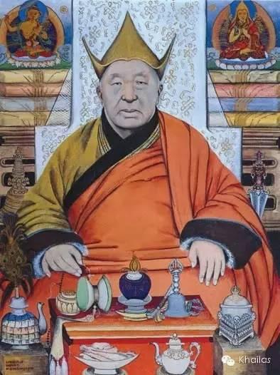 蒙古著名画家 B.Sharav 简介与作品 第4张