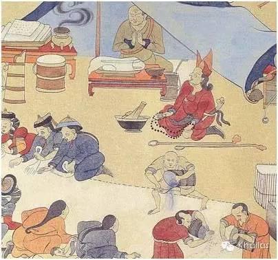 蒙古著名画家 B.Sharav 简介与作品 第8张