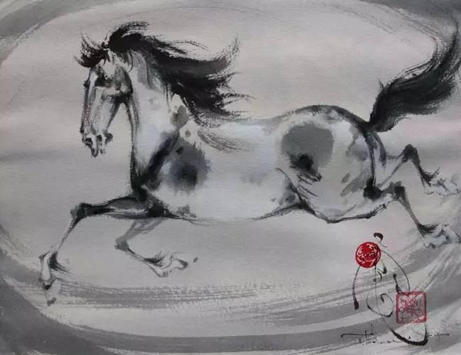 蒙古国画家作品欣赏 第4张 蒙古国画家作品欣赏 蒙古画廊
