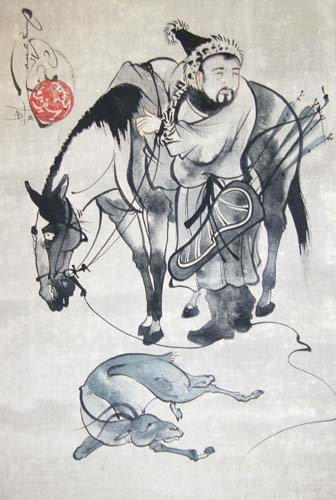 蒙古国画家作品欣赏 第6张 蒙古国画家作品欣赏 蒙古画廊