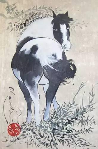 蒙古国画家作品欣赏 第5张 蒙古国画家作品欣赏 蒙古画廊