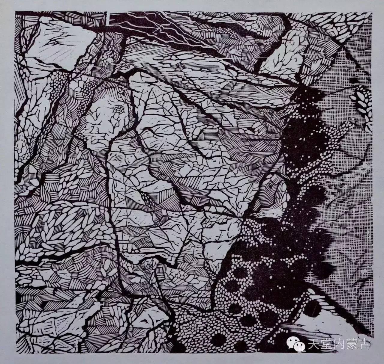 🔴内蒙古青年画家前德门作品 第16张 🔴内蒙古青年画家前德门作品 蒙古画廊