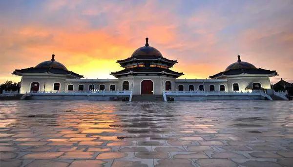 成吉思汗陵的建造与设计过程  (蒙古文) 第1张 成吉思汗陵的建造与设计过程  (蒙古文) 蒙古设计