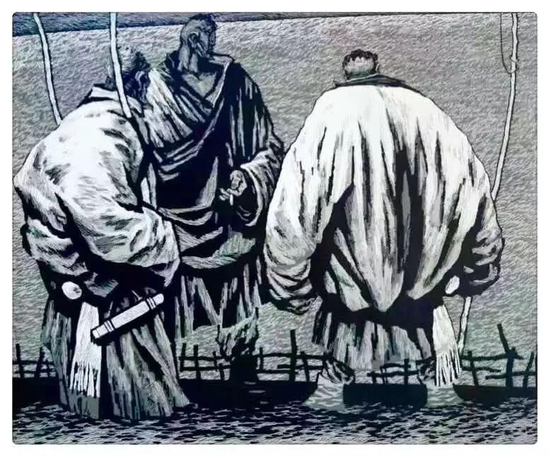 百家艺术|生活的启迪——田宏图版画作品赏析 第19张