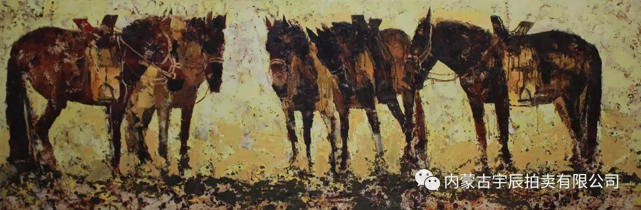 美丽盛开的原野——蒙古国作品赏析(二) 第4张 美丽盛开的原野——蒙古国作品赏析(二) 蒙古画廊