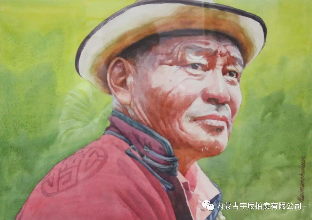 美丽盛开的原野——蒙古国作品赏析(二) 第10张 美丽盛开的原野——蒙古国作品赏析(二) 蒙古画廊