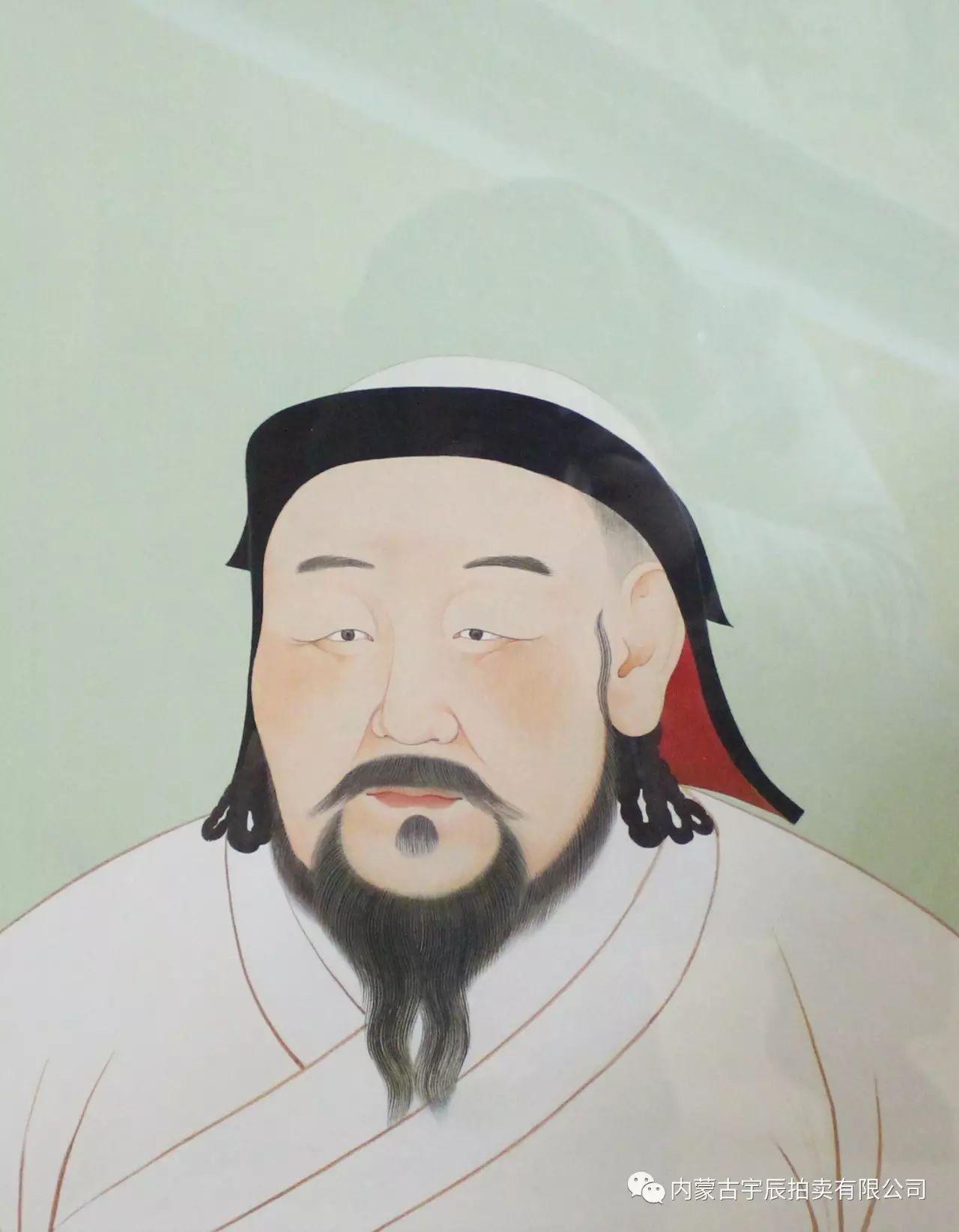 美丽盛开的原野——蒙古国作品赏析(二) 第27张 美丽盛开的原野——蒙古国作品赏析(二) 蒙古画廊