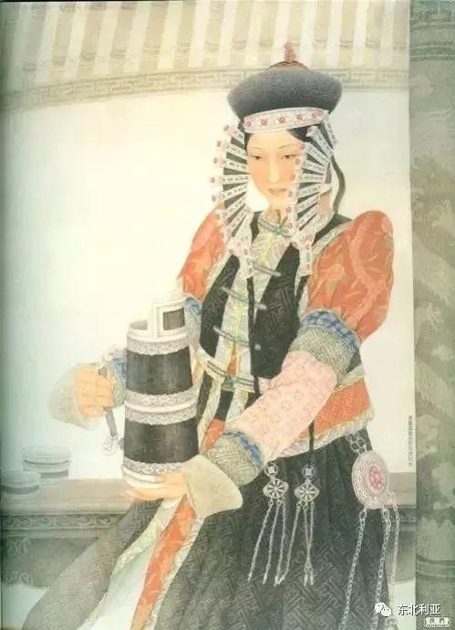 明珠尔:巴尔虎蒙古人从巴尔古真迁居察哈尔的考述 第4张 明珠尔:巴尔虎蒙古人从巴尔古真迁居察哈尔的考述 蒙古文化