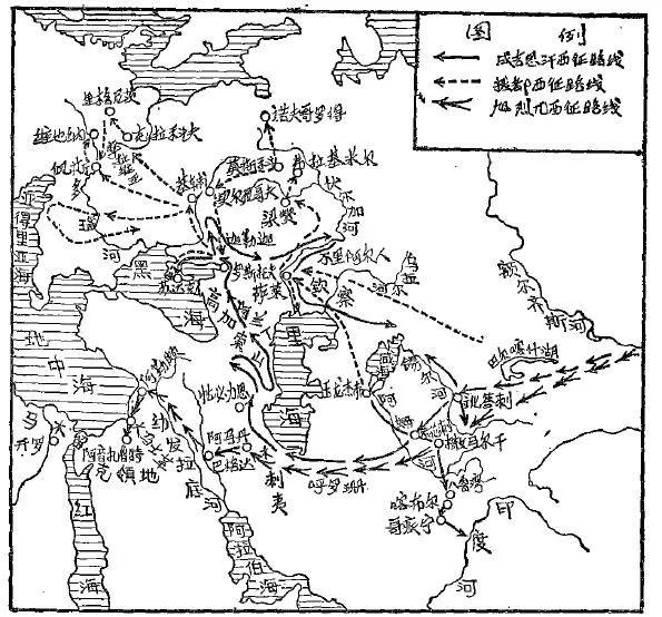 """狂飙褪去之后:看""""蒙古西征""""如何推动了欧洲文明的发展进程 第3张"""