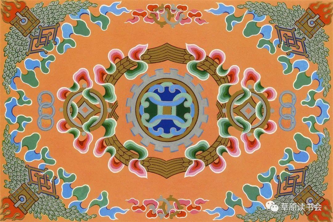 博彦和什克与他的蒙古族图案艺术 第26张 博彦和什克与他的蒙古族图案艺术 蒙古图案