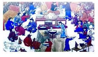 元代蒙古人的饮食养生