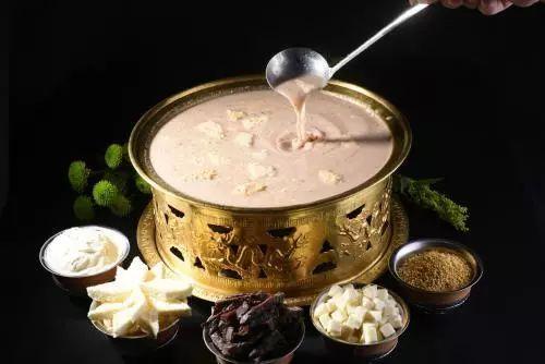 蒙古族美食——蒙古锅茶