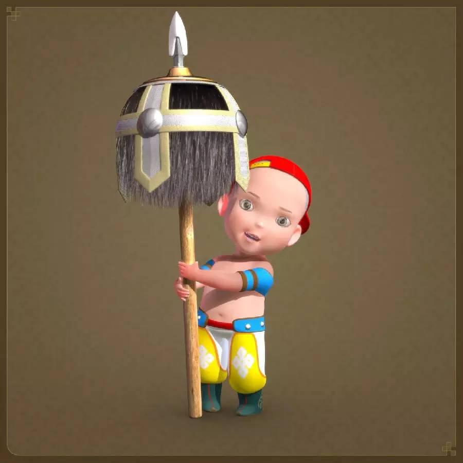 【蒙古卡通】Mongol aimdural 第13张