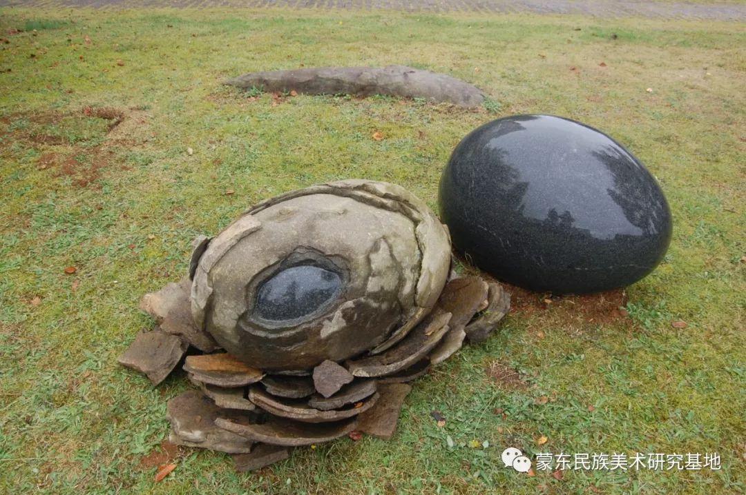 包格日乐吐作品——雕塑系列作品(三)