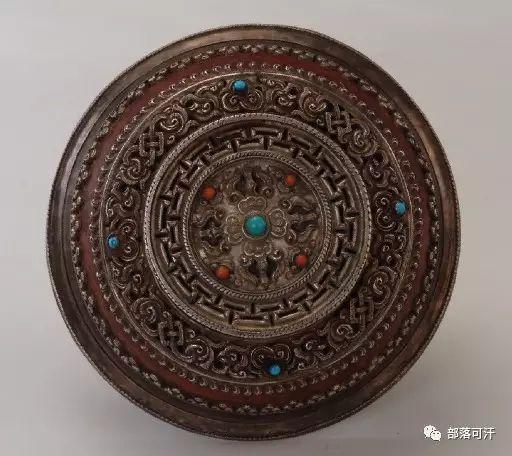 蒙古族文物展示之银器 第1张 蒙古族文物展示之银器 蒙古工艺