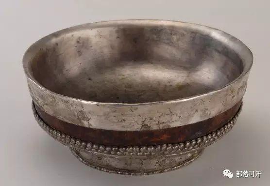 蒙古族文物展示之银器 第6张 蒙古族文物展示之银器 蒙古工艺