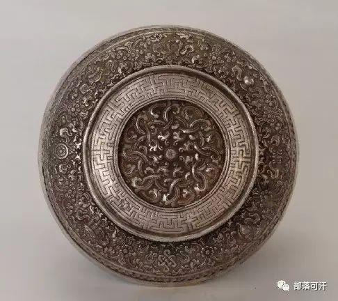 蒙古族文物展示之银器 第2张 蒙古族文物展示之银器 蒙古工艺