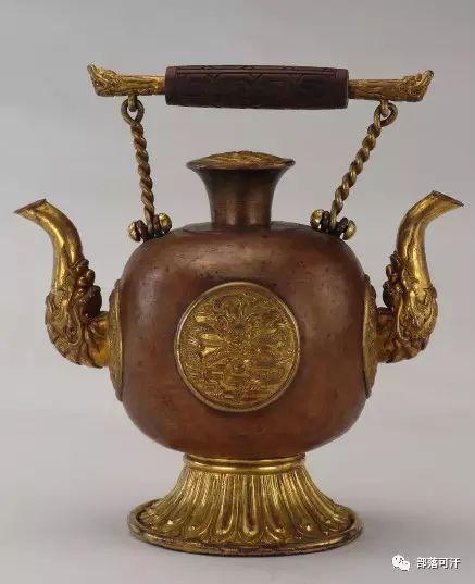 蒙古族文物展示之银器 第12张 蒙古族文物展示之银器 蒙古工艺