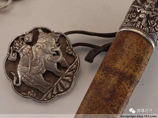 蒙古族文物展示之银器 第19张 蒙古族文物展示之银器 蒙古工艺