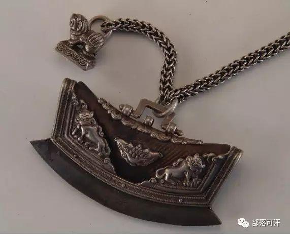 蒙古族文物展示之银器 第21张 蒙古族文物展示之银器 蒙古工艺