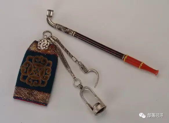 蒙古族文物展示之银器 第16张 蒙古族文物展示之银器 蒙古工艺