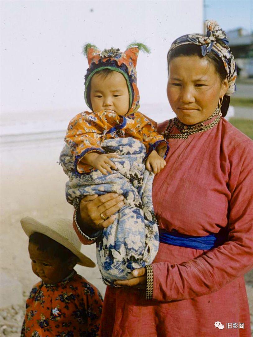 世界上人口密度最小的国家 五十年代初的蒙古 第4张 世界上人口密度最小的国家 五十年代初的蒙古 蒙古文化