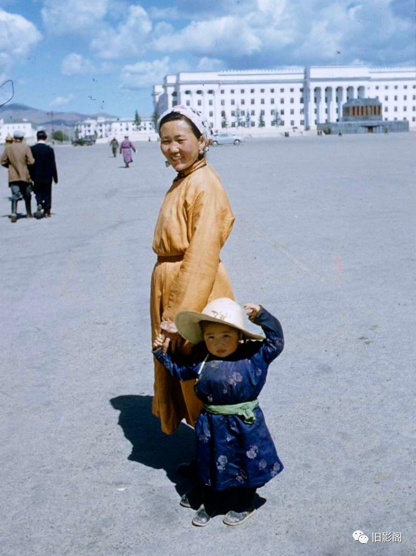 世界上人口密度最小的国家 五十年代初的蒙古 第7张 世界上人口密度最小的国家 五十年代初的蒙古 蒙古文化