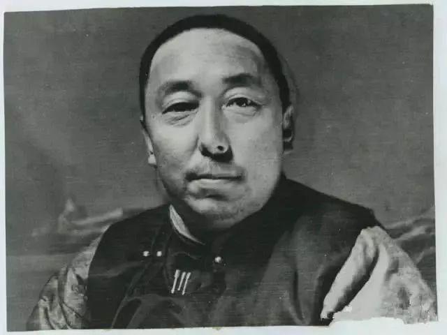 二十世纪蒙古风云人物德王