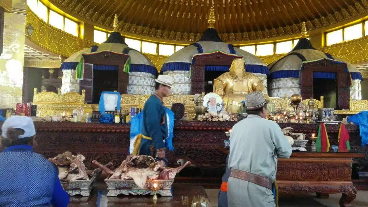 【蒙古人】民族文化人士——春亮(哈博尔) 第16张