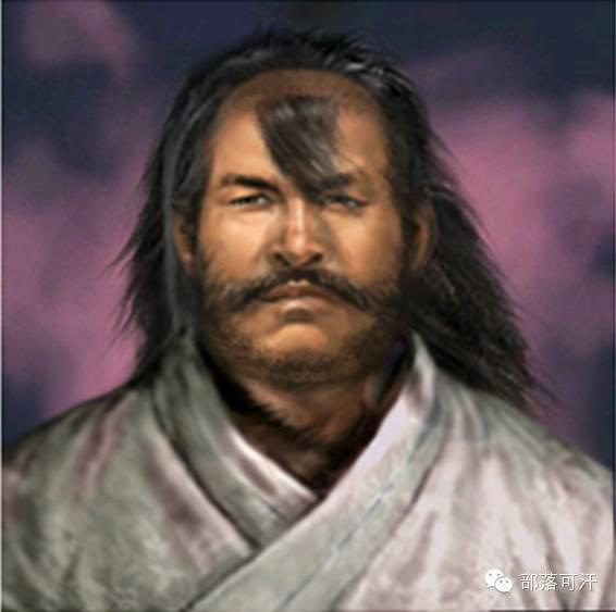 一个韩国人画的蒙古帝国人物头像 第6张 一个韩国人画的蒙古帝国人物头像 蒙古文化