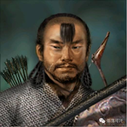 一个韩国人画的蒙古帝国人物头像 第14张 一个韩国人画的蒙古帝国人物头像 蒙古文化