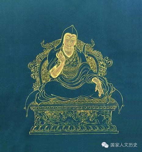 人物 | 八思巴,来自西藏的蒙古帝师 第1张