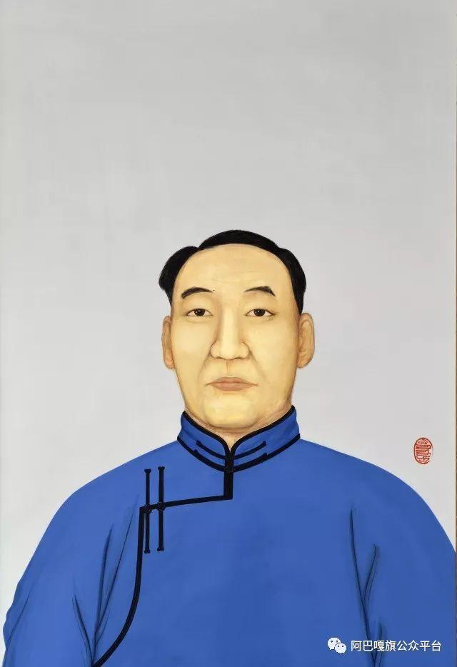 【历史人物】雄努敦德布(蒙古文) 第1张 【历史人物】雄努敦德布(蒙古文) 蒙古文化