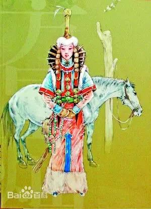 成吉思汗的三女儿——历史上最骁勇的蒙古公主 第2张 成吉思汗的三女儿——历史上最骁勇的蒙古公主 蒙古文化
