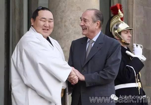这位蒙古人,他是马云、赵薇的偶像,还和普京、施瓦辛格合过影! 第14张