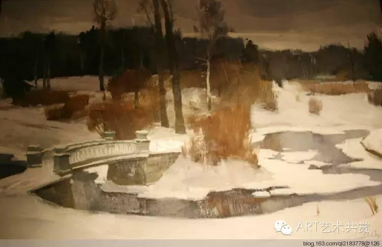 这位蒙古国画家的画风,相当彪悍 第56张 这位蒙古国画家的画风,相当彪悍 蒙古画廊