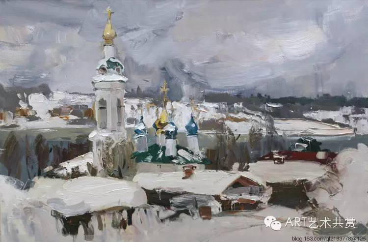 这位蒙古国画家的画风,相当彪悍 第60张 这位蒙古国画家的画风,相当彪悍 蒙古画廊