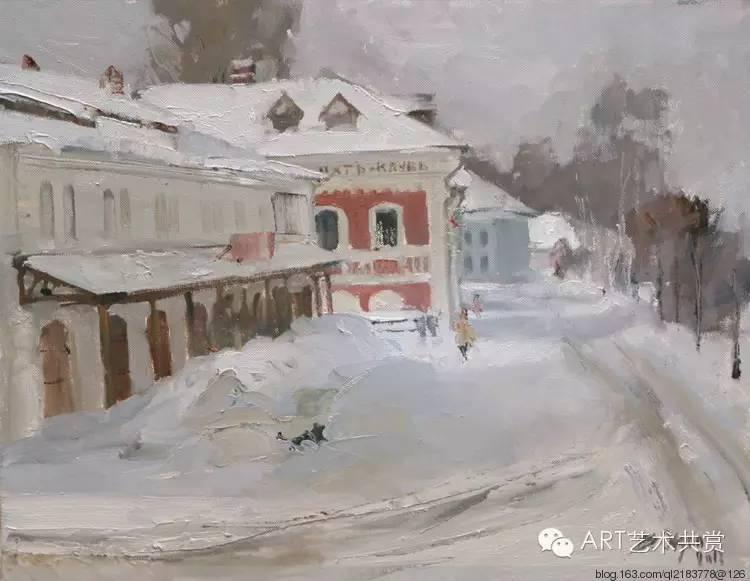 这位蒙古国画家的画风,相当彪悍 第61张 这位蒙古国画家的画风,相当彪悍 蒙古画廊