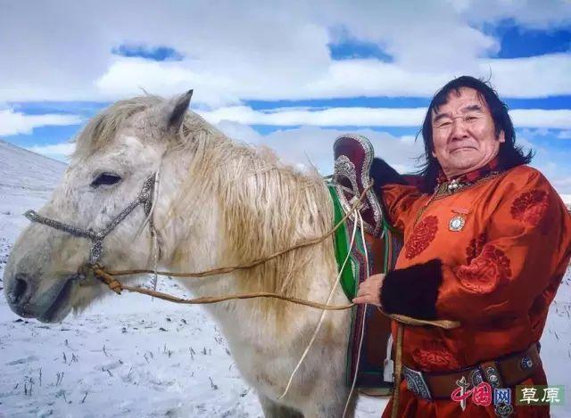 """【文化】马头琴大师齐·宝力高入选蒙古国""""影响世界的百位蒙古人""""(内附罕见年轻时照片) 第3张"""