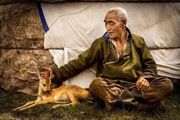 【印迹】镜头下的蒙古人:摄影师Brian Hodges作品 第1张 【印迹】镜头下的蒙古人:摄影师Brian Hodges作品 蒙古文化
